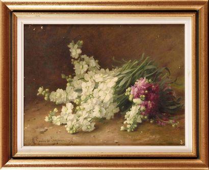 Jules-Alexandre GAMBA DE PREYDOUR (1846-1931)...