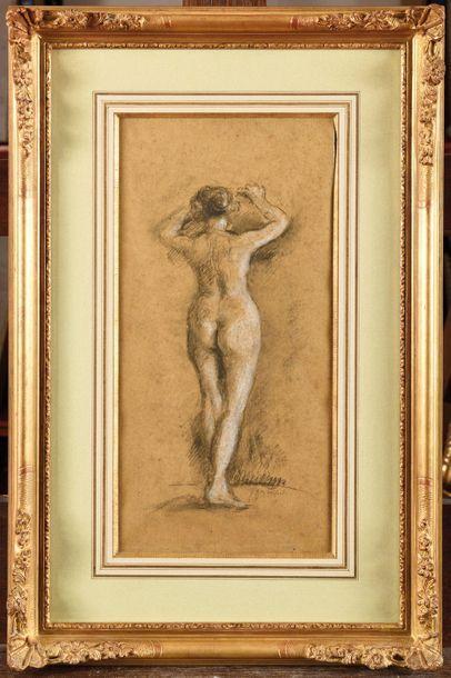 Ker Xavier ROUSSEL (1867-1944) Nu féminin...