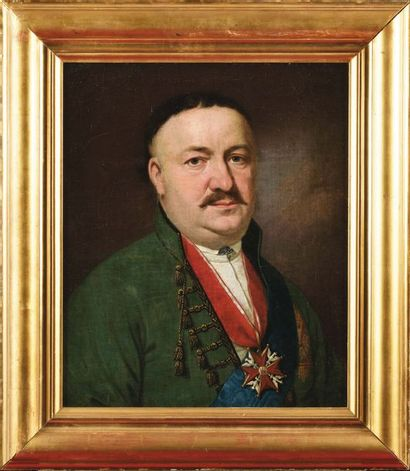Johann NIEDERMANN (1759-1833). « Portrait...