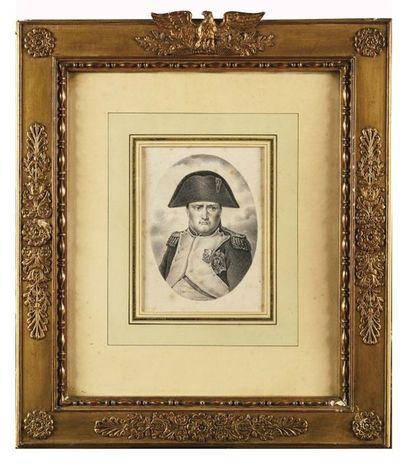 MUNERET d'après. « L'Empereur Napoléon Ier...