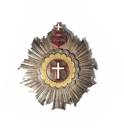 Maréchal Louis Nicolas Davout. PORTUGAL (Royaume) ORDRE DU CHRIST, créé en 1319....