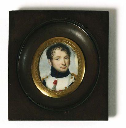 GIGOLA, attribué à. Ecole du début du XIXe...