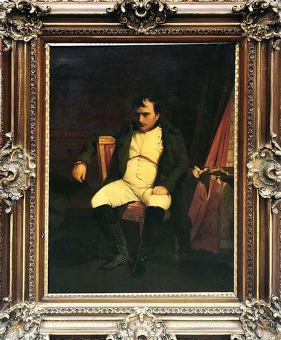 Paul DELAROCHE (1797 - 1856), d'après École...