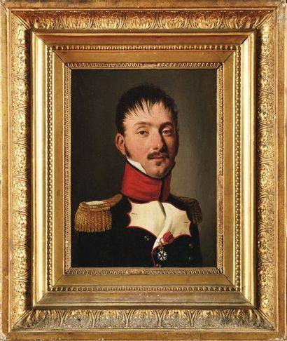 Louis Leopold BOILLY (1761-1845) « Portrait...