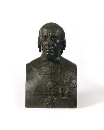 Jean-Baptiste-Joseph DE BAY Père (1779-1863),...