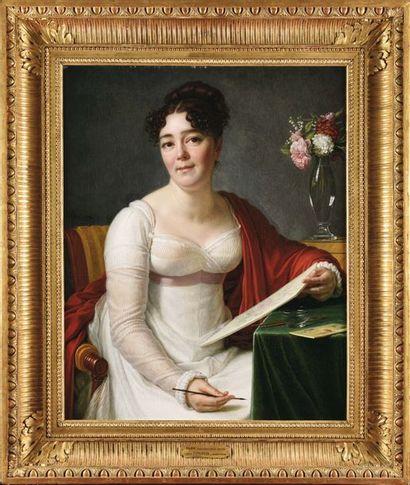 Jacques-Augustin-Catherine PAJOU (Paris 1766-...