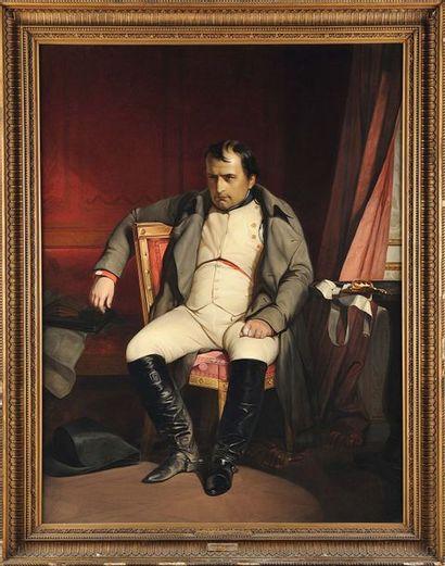 Paul DELAROCHE (1797-1856), atelier de Ecole...