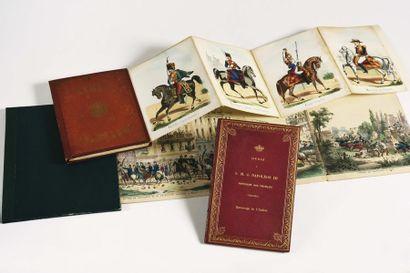 Guerre d'Italie 1859. Sans lieu, [1860]....