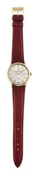 JULES JURGENSEN vers 1960 Montre bracelet...