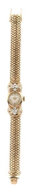 OMEGA vers 1950 Montre bracelet de femme...