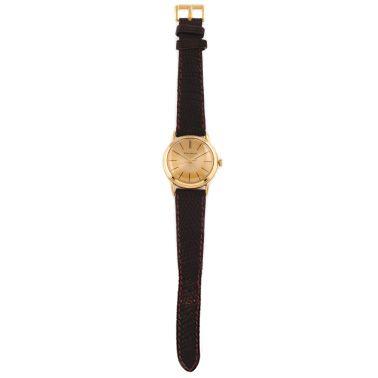 BOUCHERON Paris vers 1955. Montre bracelet...