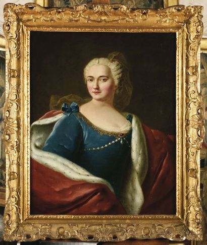 ECOLE ALLEMANDE VERS 1730, ENTOURAGE DE MARTIN...