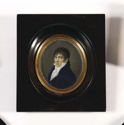 MICHEL PLONSKI (1778-1812). ECOLE POLONAISE....