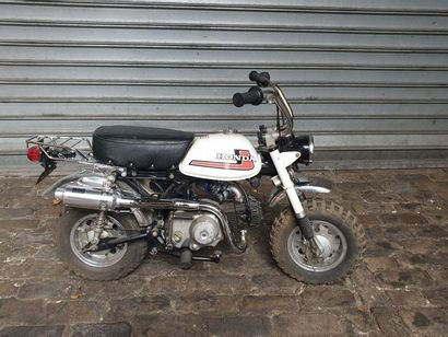 1976 HONDA MONKEY Z50J1