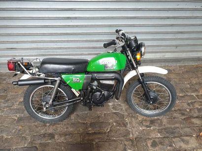 1975 SUZUKI OM 50