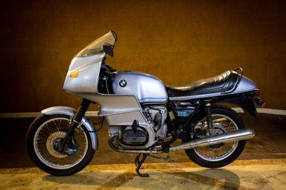 1977 BMW R 1000 RS