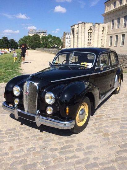 1951 HOTCHKISS 1350 ANJOU
