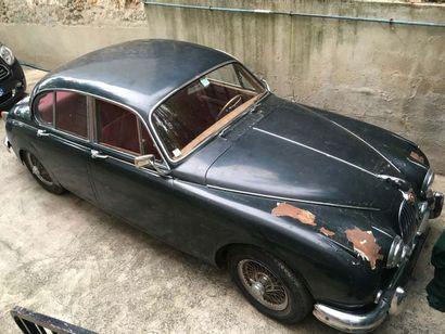 1961 JAGUAR MK.II 3.8L