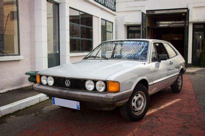 1981 VOLKSWAGEN SCIROCCO 1600 GT