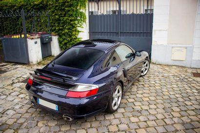 2000 PORSCHE 911 (996) TURBO Numéro de série WPOZZZ99Z1S680773  Seulement 63 000...