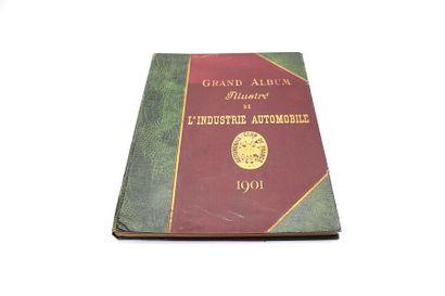 Grand Album illustrés de l'Industrie Automobile-...