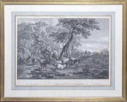 Carl Wiehelm WEISBROD 1743-1806 et Jacques...