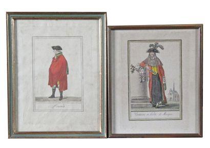 L. LABROUSSE, école française du XVIIIe siècle...