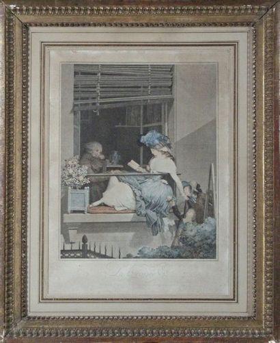 Philibert-Louis DEBUCOURT – 1755-1832 LA...