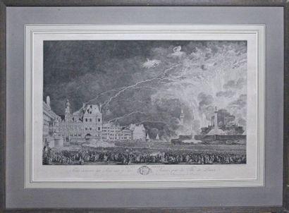 Jean-Michel MOREAU dit MOREAU LE JEUNE (1741-1814)...