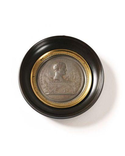 Bonaparte 1er Consul de la République , Médaille...