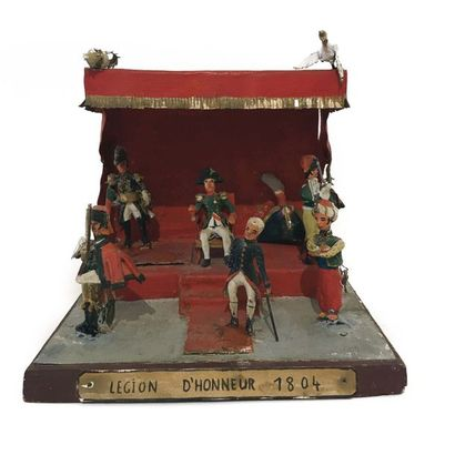 LOUIS VUITTON LEGION D'HONNEUR 1804 Petit...