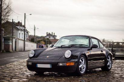1992 PORSCHE 911 TYPE 964  3,6 L CARRERA 2