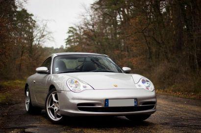 2004 PORSCHE 911 TYPE 996 TARGA