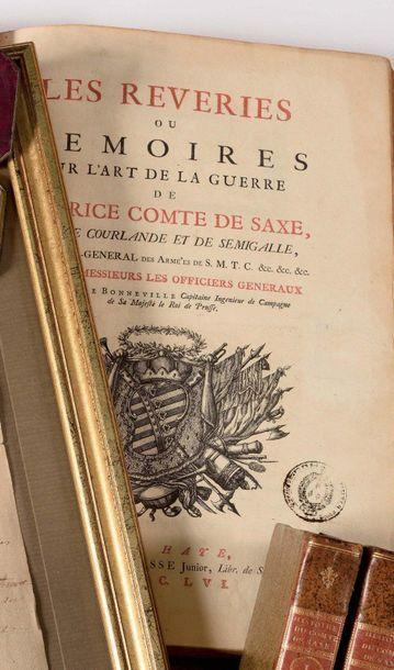 de BONNEVILLE « Les Rêveries ou Mémoires...