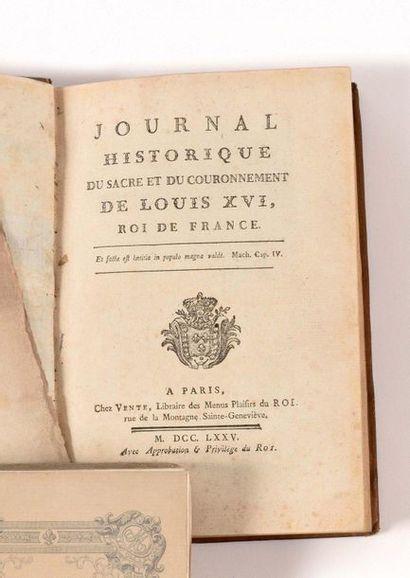 [PICHON (Thomas-Jean)]. Journal historique...