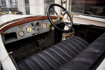 1919 LA BUIRE Type 11B 12CV Torpedo Numéro de série 11477  Carte grise française...