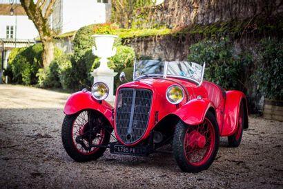 1934 DARMONT V Junior