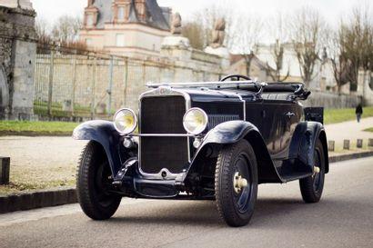 c1930 FIAT 514 Spider