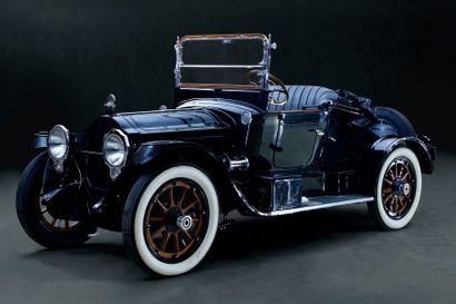 1917 PACKARD Twin-Six V12