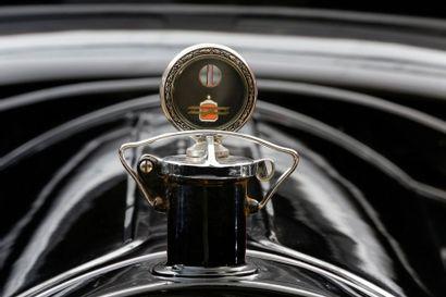 1917 PACKARD Twin-Six V12 Carrosserie : Runabout  Numéro de série : 125235 - Série...