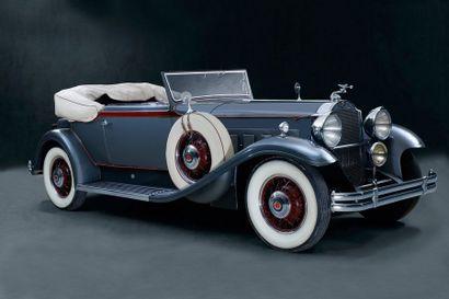 1931 PACKARD 840 Custom Eight Convertible