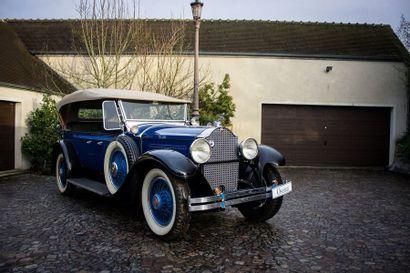 1929 PACKARD 633 Standard Eight Phaeton
