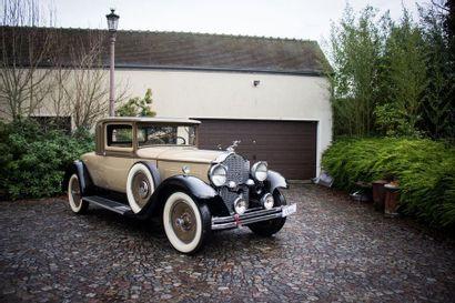1930 PACKARD 733 Standard Eight Coupé