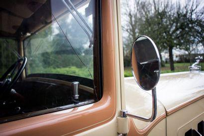 1930 PACKARD 745 Deluxe Eight Coupé Carrosserie : Coupe  Numéro de série : 185617...