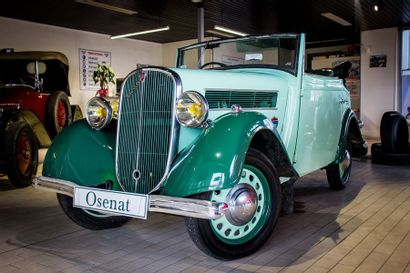 c1935 ROSENGART LR4N2 Cabriolet