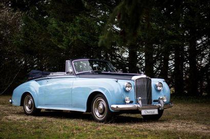 1958 BENTLEY S1 Convertible Conversion