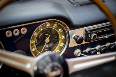 1960 LANCIA Flaminia GT Touring Convertible Numéro de série 82404176 Même propriétaire...