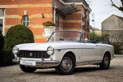 1966 FIAT 1500 Cabriolet Pininfarina