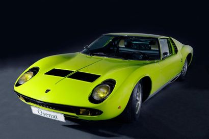 1969 LAMBORGHINI Miura P400 S Châssis 4332 - Numéro de production 435  Numéro Bertone...