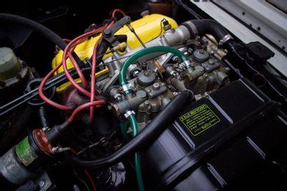 1972 LANCIA Fulvia Sport 1600 Zagato Numéro de série 818750-001630  Moteur numéro...
